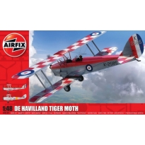 De Havilland DH.82a Tiger Moth (1:48)