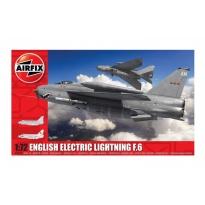 English Electric Lightning F.6 (1:72)