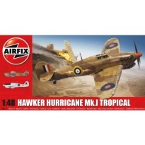 Hawker Hurricane Mk.I - Tropical (1:48)