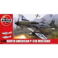 North American P-51D Mustang (1:48)