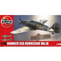 Hawker Sea Hurricane Mk.IB (1:48)