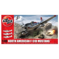 North American F-51D Mustang™ (1:48)