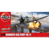 Hawker Sea Fury FB.11 (1:48)
