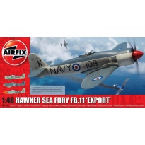 Hawker Sea Fury FB.11 'Export' (1:48)