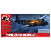 Vickers Wellington Mk.IA/C (1:72)