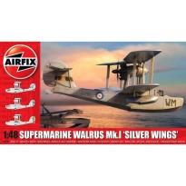 "Supermarine Walrus Mk.I ""Silver Wings"" (1:48)"