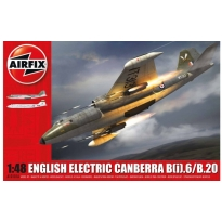 English Electric Canberra B2/B20 (1:48)
