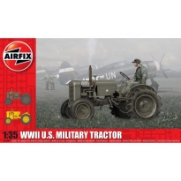 WWII U.S. Military Tractor (1:35)