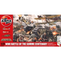 Battle of the Somme Centenary Gift Set (1:72)