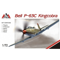 Bell P-63C Kingcobra (Soviet Air Force) (1:72)