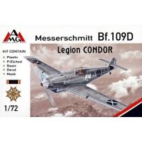 Messerschmitt Bf.109D Legion Condor (1:72)