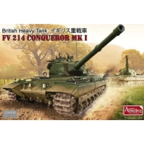 British Heavy Tank FV214 Conqueror Mk I (1:35)