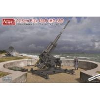 12.8cm Flak 40 & FuMG 39D (1:35)
