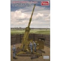 German 88mm L71 Flak 41 Anti-Aircraft Gun (1:35)