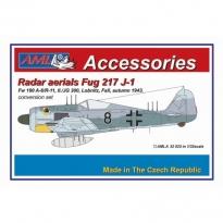 Fw 190 A-6/R11 with Radar Aerials FuG 217J-1: Konwersja (1:32)
