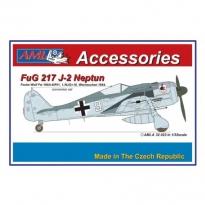 Fw 190A-8/R11 with FuG 217 J-2 Neptun: Konwersja (1:32)
