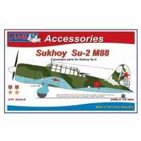 Su-2 M88B: Conversion set (1:72)