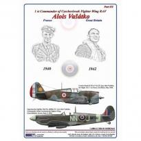 Alois Vašátko - 1st Commander of Czechoslovak Wing RAF, Part III (1:32)