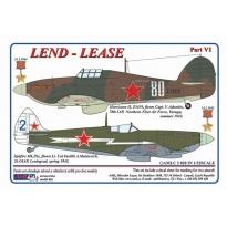Hurricane & Spitfire, Lend-Lease  Serie, Part VI. (1:32)