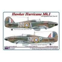 310 th Squadron RAF, Part II / Hawker Hurricane Mk.I – NNoA & NNoP (1:32)