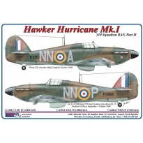 310 th Squadron RAF, Part II / Hawker Hurricane Mk.I – NNoA & NNoP (1:72)