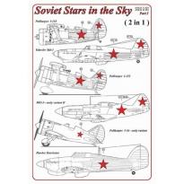 Soviet Stars in the Sky Part I (2 in 1) (1:72)