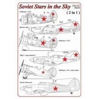 Soviet Stars in the Sky Part II (2 in 1) (1:72)