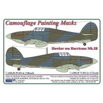 Hawker Sea Hurricane Mk.IB - Camouflage Painting Masks (1:48)