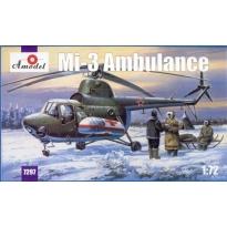 Mi-3 Ambulance (1:72)