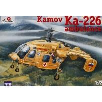 Kamov Ka-226 Russian Ambulance Helicopter (1:72)