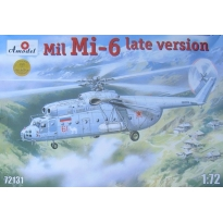Mil Mi-6 late version (1:72)