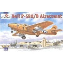 Bell P-59A/B Airacomet (1:72)