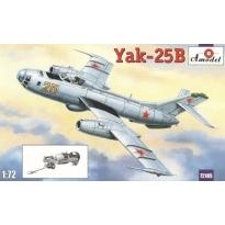 Yak-25B (1:72)