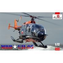 Bo-105 CBS Armada de Chile MBB UH-05 (1:72)