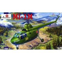 Mi-1M Soviet helicopter (1:72)