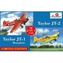 SET - 2 in 1 Taylor JT-1(G-BKHY) & JT-2 (G-BFID) (1:72)