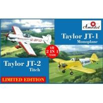 SET - 2 in 1 Taylor JT-1(G-AXYK) & JT-2 (G-AYZH) (1:72)
