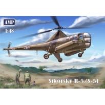 Sikorsky HO3S-1 (1:48)