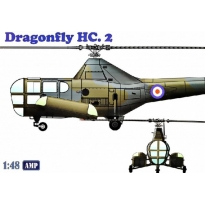 Westland Dragonfly HC.2 Rescue Helicopter (1:48)