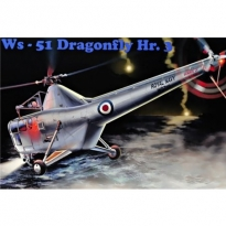 WS-51 Dragonfly Hr.3 (1:48)