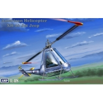 American Helicopter XH-26 Jet Jeep (1:48)