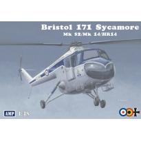 Bristol 171 Sycomore Mk 52 / Mk 14 / HR 14 (1:48)