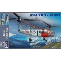 Avia VR3 / Fa 223 (1:72)