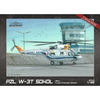 "Answer AA48004 PZL W-3T Sokół ""Polish Navy"" (1:48)"