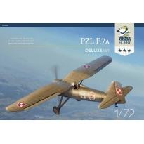 PZL P.7a Deluxe Set (1:72)