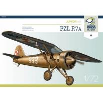 PZL P.7a Junior Set (1:72)