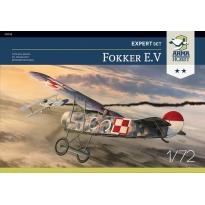 Fokker E.V Expert Set (1:72)