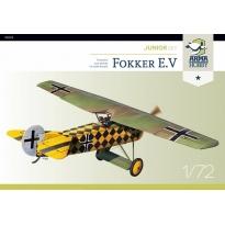 Fokker E.V Junior set (1:72)