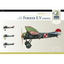 Fokker E.V Lozenge - Limited Edition (1:72)
