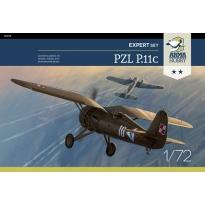 PZL P.11c Expert Set (1:72)